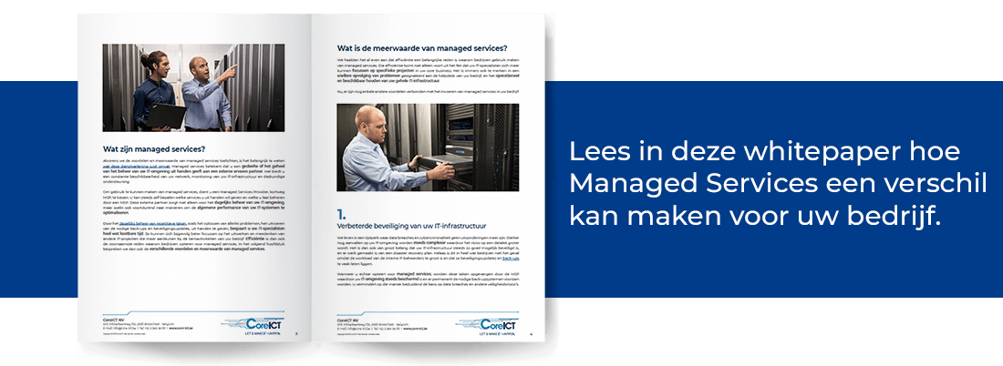 Whitepaper Managed Services